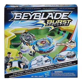 Beyblade Burst Star Storm Battle Set