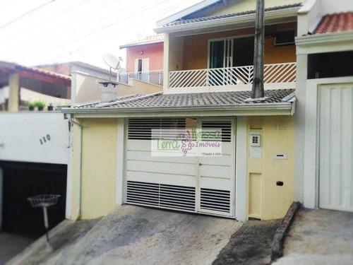 Imagem 1 de 18 de Casa À Venda, 146 M² Por R$ 400.000,00 - Jardim Paineiras - Vinhedo/sp - Ca1093
