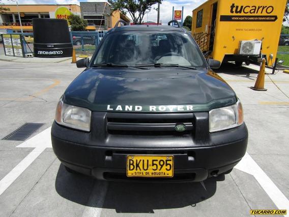 Land Rover Freelander Freelander
