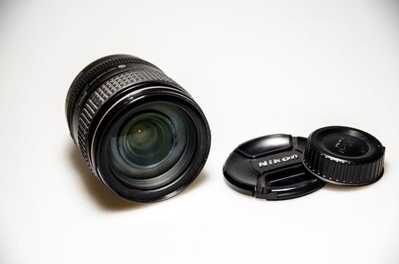 Lente Nikon 24 120 F4 Ed