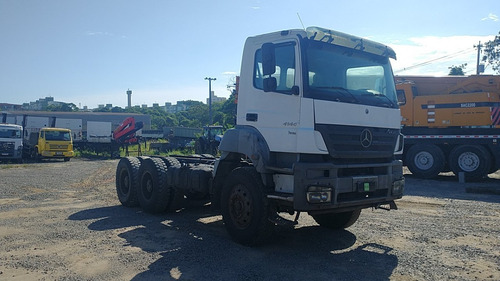 Mercedes Benz Axor 4144 6x4 K