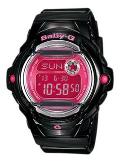 Reloj Casio Bg-169r-1b - Baby G - Dama - Envío Gratis