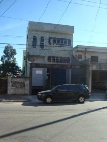 Prédio Para Alugar, 750 M² Por R$ 9.000,00/mês - Jardim Textil - São Paulo/sp - Pr0083