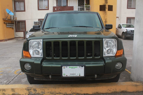 Jeep Commander 65 Aniversario