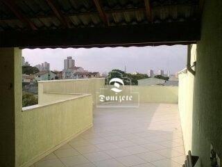 Cobertura Com 2 Dormitórios À Venda, 140 M² Por R$ 425.000 - Vila Alzira - Santo André/sp - Co10994
