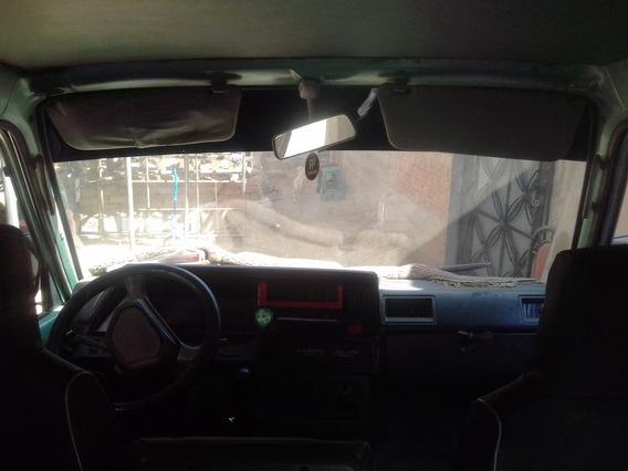 Ocasion Vendo Combi Nissan Td27 Año 93 Negociable 955027566