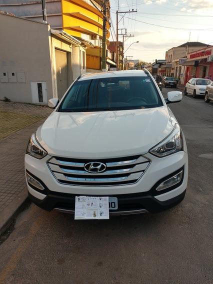 Hyundai Santa Fé Top De Linha 5l