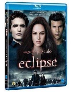 Blu Ray Eclipse Original Novo Lacrado , D-vend