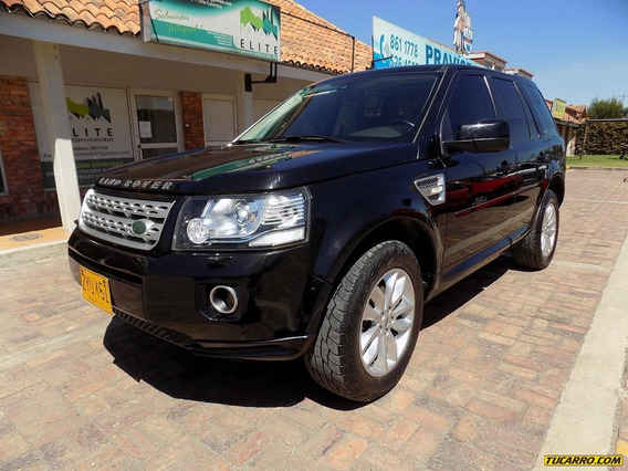 Land Rover Freelander Hje 2.0cc At Aa 4x4