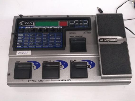 Pedaleira Digitech Guitarra Gnx1 Gnx 1 Gnx-1 Nota Fiscal