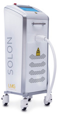 Aparelho Para Depilação A Laser Diodo Solon