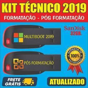 Kit Formatação E Pós Formatação