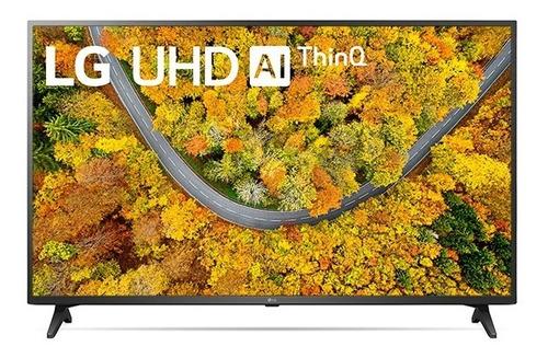 Imagem 1 de 9 de Smart Tv LG 65'' 4k  Up7550 Thinqai Hdr Bluetooth 2021 Ips