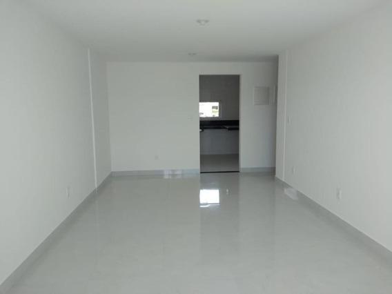 Apartamento Em Capim Macio, Natal/rn De 70m² 3 Quartos À Venda Por R$ 280.000,00 - Ap370407
