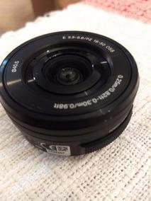 Lente Kit Sony 16-50mm Oss Muito Nova