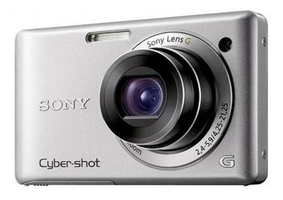 Câmera Digital Sony Cyber-shot Dsc W390 + Cartão Sd 8gb