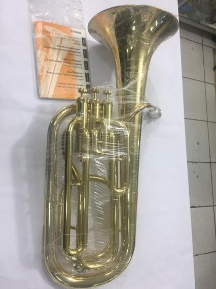 Corno Frances Euforino Tuba Marca Yamaha Ybh301 Dorado Japon
