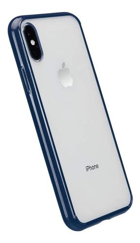 Amazonbasics iPhone XS Crystal Mobile Phone Case (protective