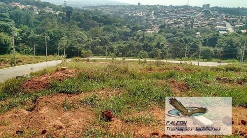 Terreno A Venda No Bairro Alpes Do Cruzeiro Em Itatiba - Sp. - Te6022-1