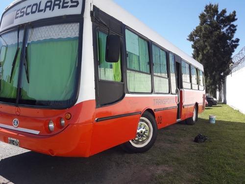 Micro Escolar Colectivo Mercedes Benz Bmo 390 1315l Con Aa