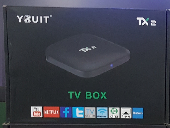 Tv Box Tx2 Red