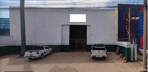 Salão Para Alugar, 350 M² Por R$ 4.000,00/mês - Parque Residencial Romano Calil - São José Do Rio Preto/sp - Sl0692