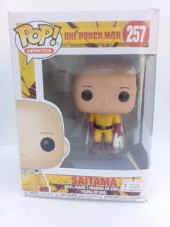 Saitama. One Punch Man. Simil Pop. Nuevo Cerrado