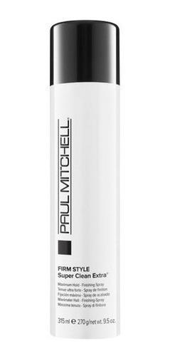 Imagem 1 de 1 de Paul Mitchell Firm Style Super Clean Extra Modelador 315ml S