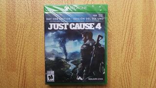 Just Cause 4 Edicion Dia Uno Xbox One Nuevo Sellado