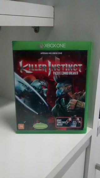Jogo Do Xbox One: Killer Instinct. Frete Grátis!