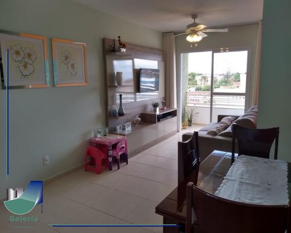 Apartamento Em Ribeirão Preto À Venda - Ap08493 - 33678461