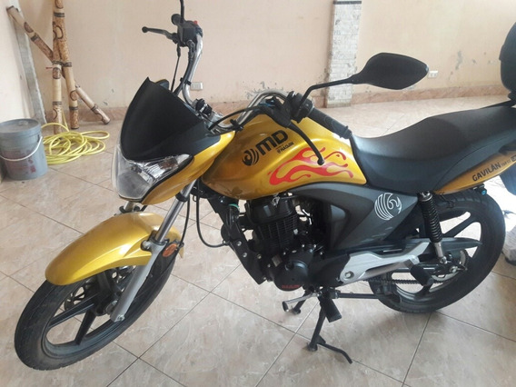 Moto Md Gavilán Año 2015