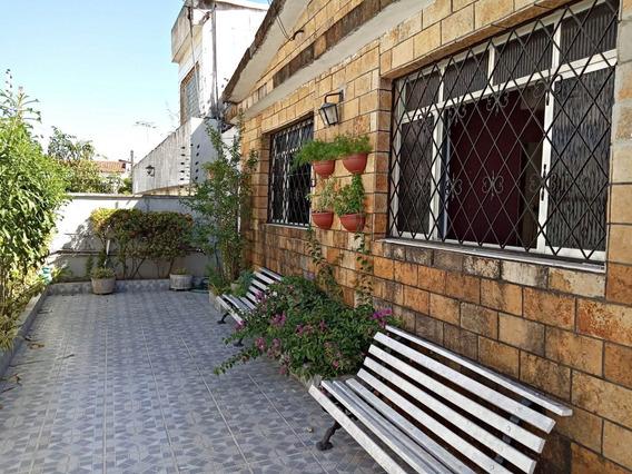 Casa No São João Do Tauape - 4 Quartos, 4 Vagas, Quintal