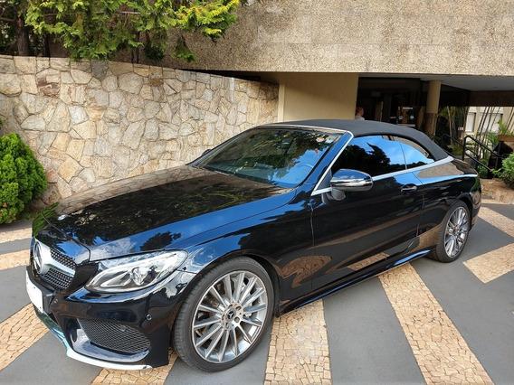 Mercedes C 300 2.0 Cgi Cabriolet 2014