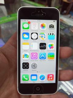 Apple iPhone 5c 16gb Blanco Como Nuevo Único Dueño Libre