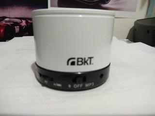 Parlante Portátil Bluetooth Pbb