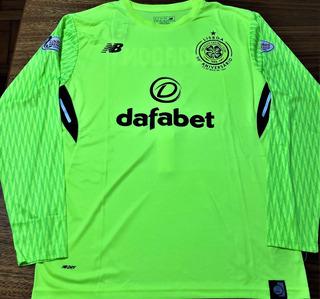 Camisa Celtic Liga Escocesa Versão Jogador Completa