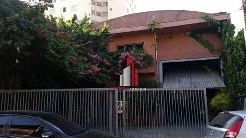 Imagem 1 de 10 de Galpão À Venda, 440 M² Por R$ 690.000,60 - Jardim Maristela - São Paulo/sp - Ga0079