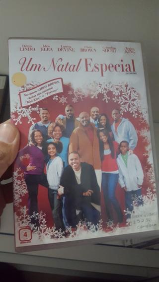 Dvd Filme Original - Um Natal Especial