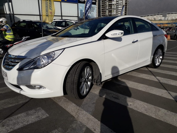Hyundai Sonata Aut 2011 Top De Linea