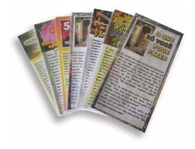 Folhetos Evangelisticos Evangelicos Caixa C/ 5.000