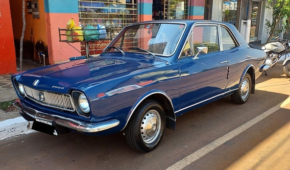 Ford Corcel Azul 1973