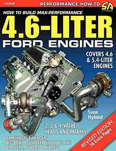 Libro How To Build Max-performance 4.6-liter Ford Engines