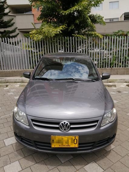 Volkswagen Gol Confotline Automatico 1.600 Cc