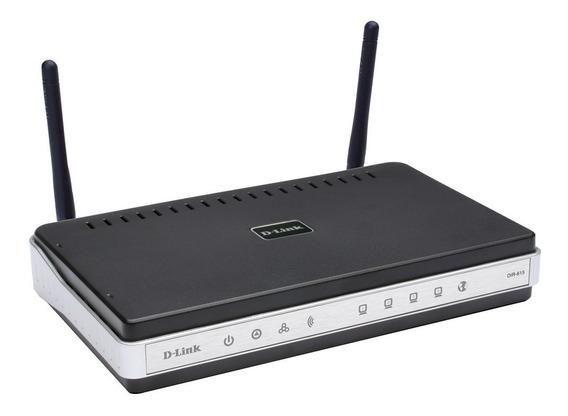 Roteador D-link Dir-615 Wireless 300mbps