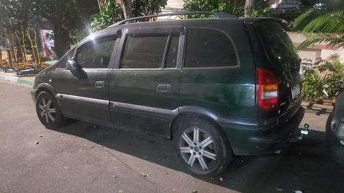 Imagem 1 de 4 de Chevrolet Zafira 2001 2.0 5p