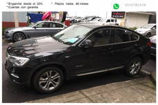Bmw X4 2.0 Xdrive28i X Line At 2015