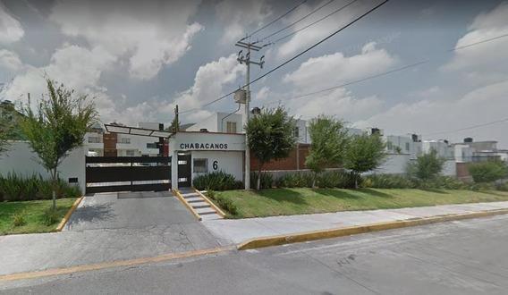 Remate Casa En Fraccionamiento 3 Recamaras, Coacalco