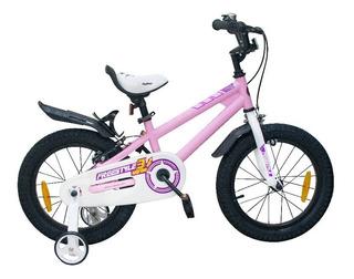 Bicicleta Infantil Royal Baby Freestyle Niña Niño Rodado 14