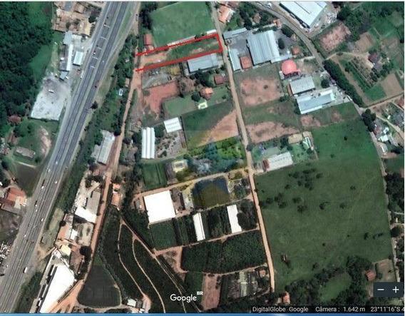 Área Industrial À Venda, Rosário, Atibaia. - Ar0044